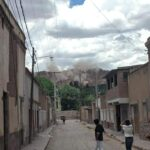 Gran temor por el sismo en Tilcara y Humahuaca
