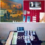 Orán: Detienen a vendedores de drogas en Caballito y Aeroparque