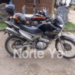 Orán: Circulaban armados en una moto que había sido robada en Salta