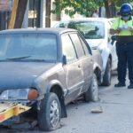 Orán: Comienza el levantamiento de vehículos abandonados en la vía pública