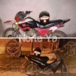 Orán: Recuperan otras dos motos robadas