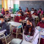 El COE definió nuevas medidas: Desde el lunes todas las escuelas de la provincia tendrán presencialidad plena